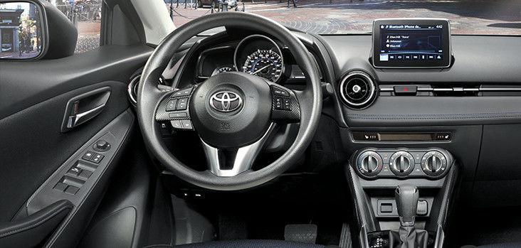 2016 Toyota Yaris Sedan Toyota And Bold Do Go In The Same Sentence