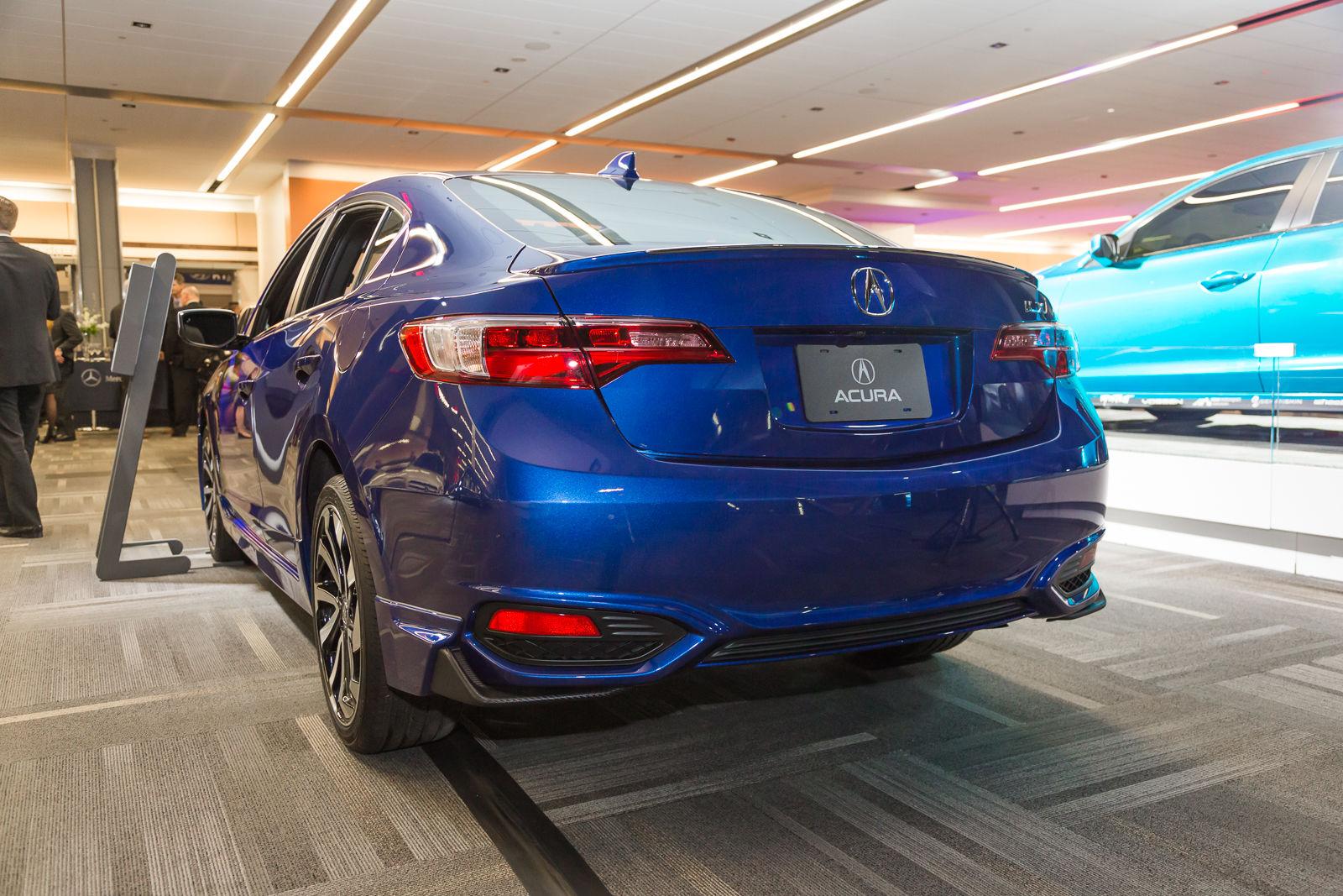 Ottawa Auto Show 2016 Acura Ilx By Camco Acura In Ottawa