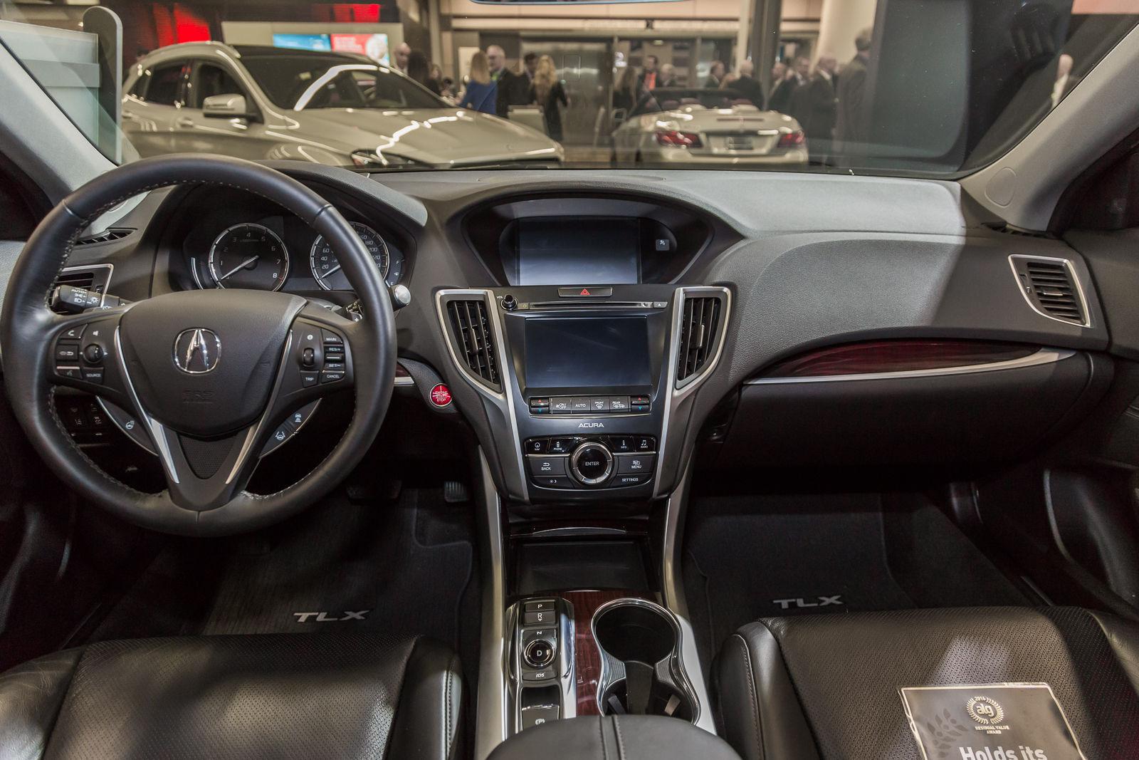 Salon De L Auto D Ottawa Acura Tlx 2016 Par Camco