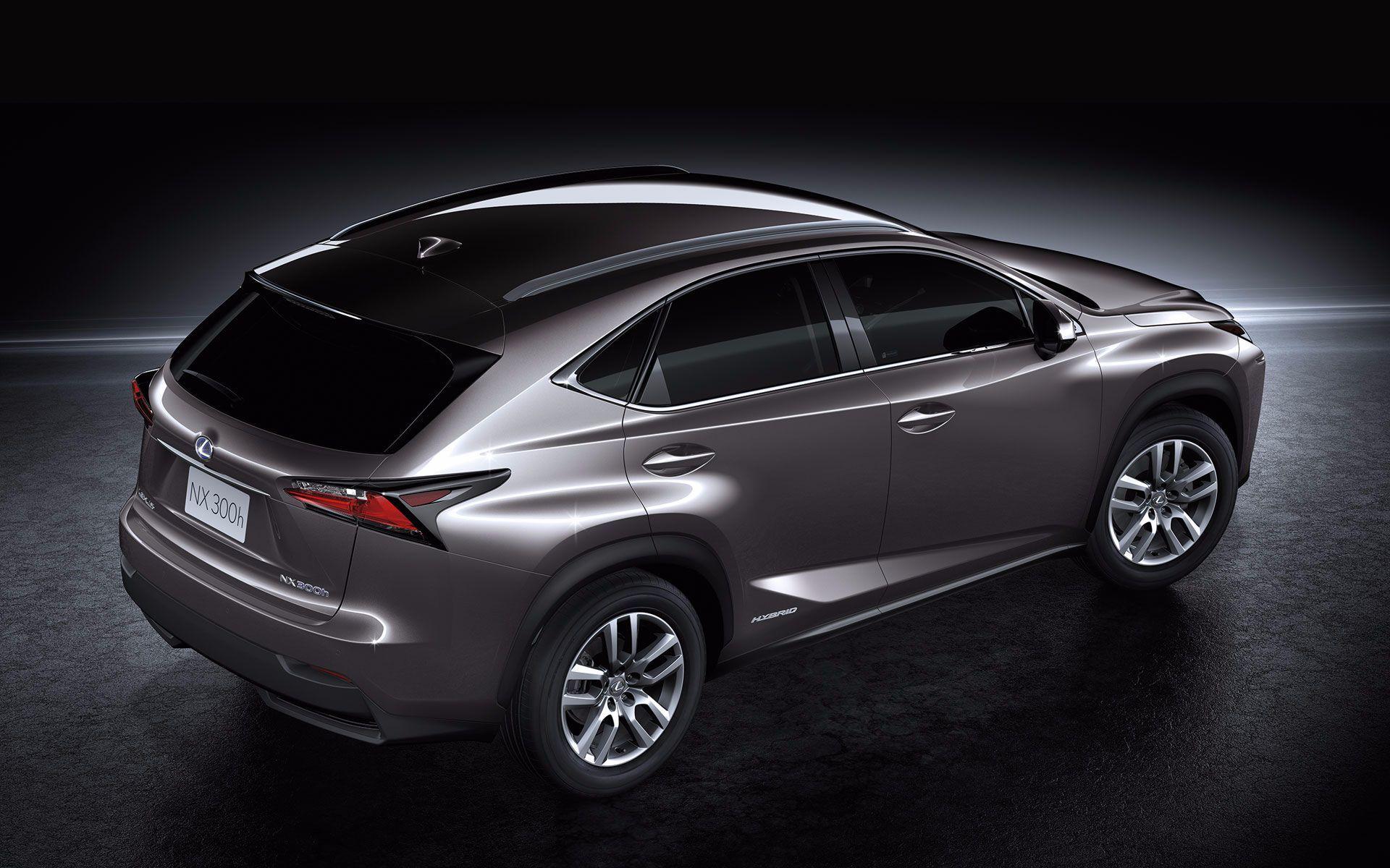 lexus nx series luxury compact suv more details