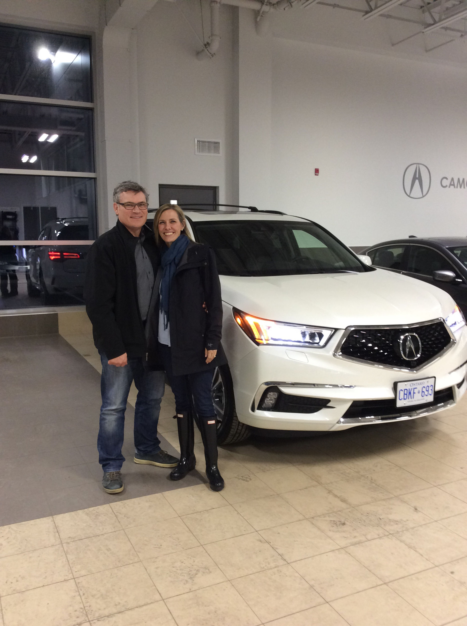 Justin Is Awesome By Angela Donnelly Camco Acura In Ottawa