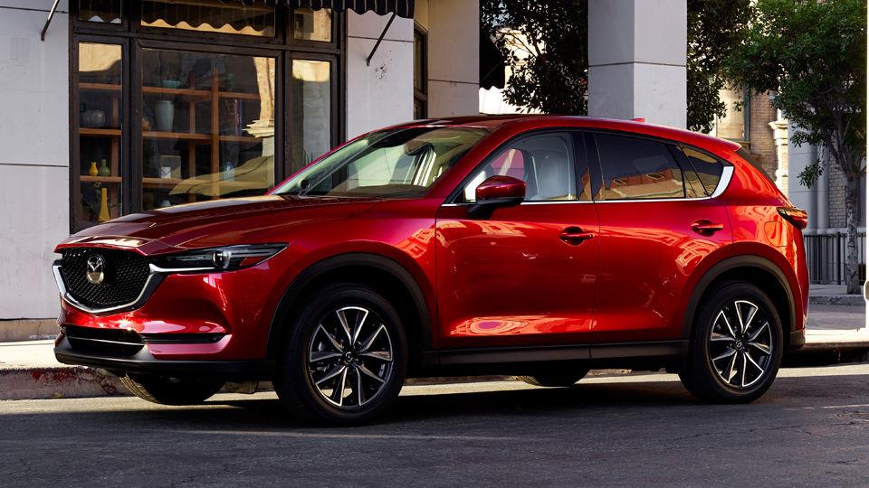 SKYACTIV-D technology arrives at Mazda