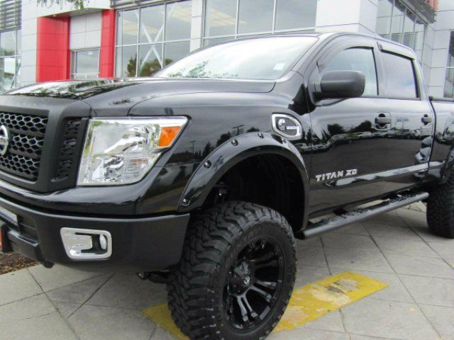 Second Chance Auto Sales >> New 2017 Nissan Titan XD DIESEL G41/MAGNETIC BLACK for Sale - $78120.0   Applewood Nissan ...