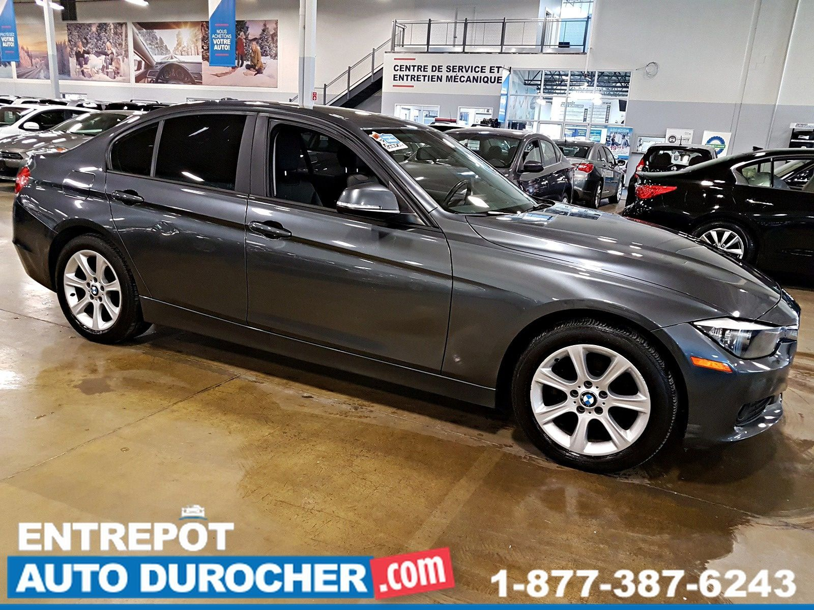 2014 BMW 3 Series 320i xDrive 4X4 Automatique - CUIR - AIR CLIMATISÉ - Heated Seats