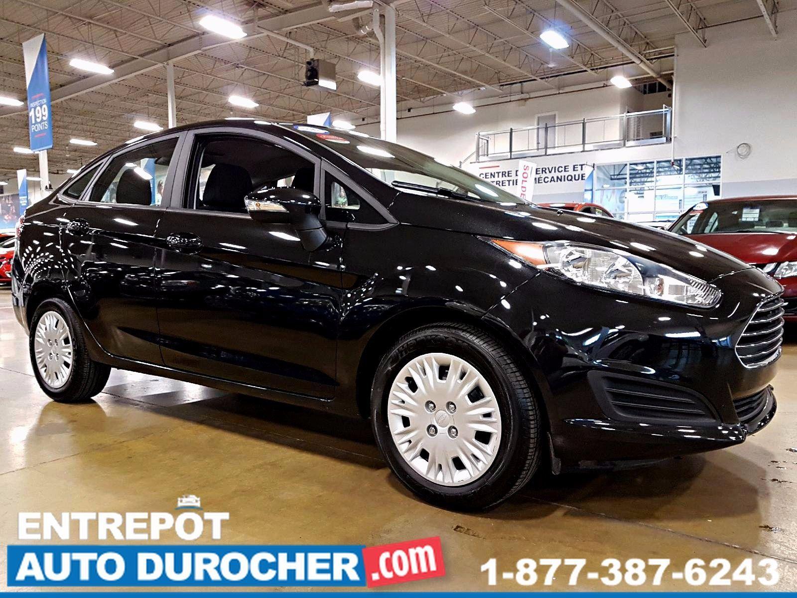 Ford Fiesta SE AUTOMATIQUE - AIR CLIMATISÉ - SIÈGES CHAUFFANTS 2014