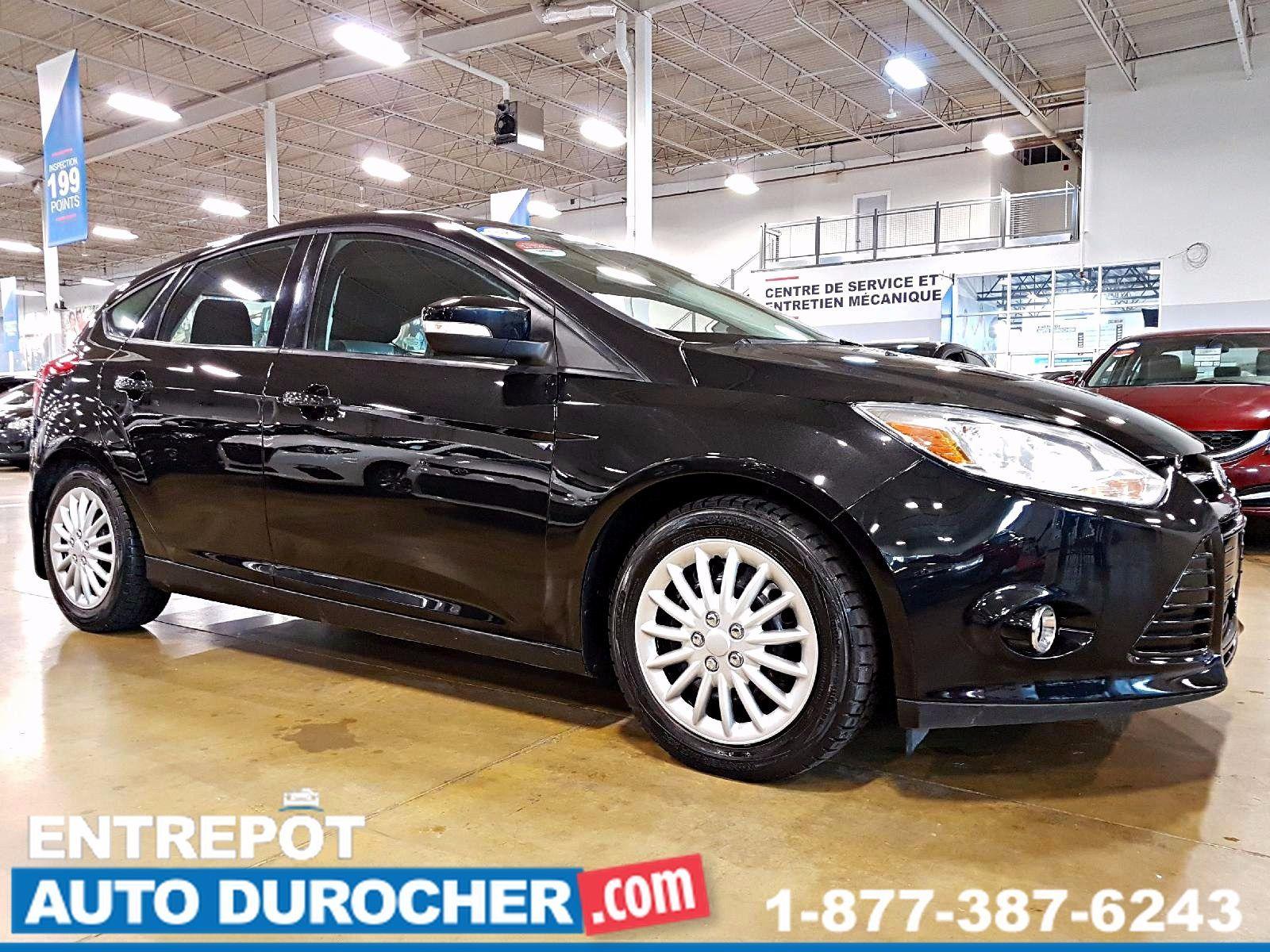 Ford Focus SE - AUTOMATIQUE - AIR CLIMATISÉ 2013