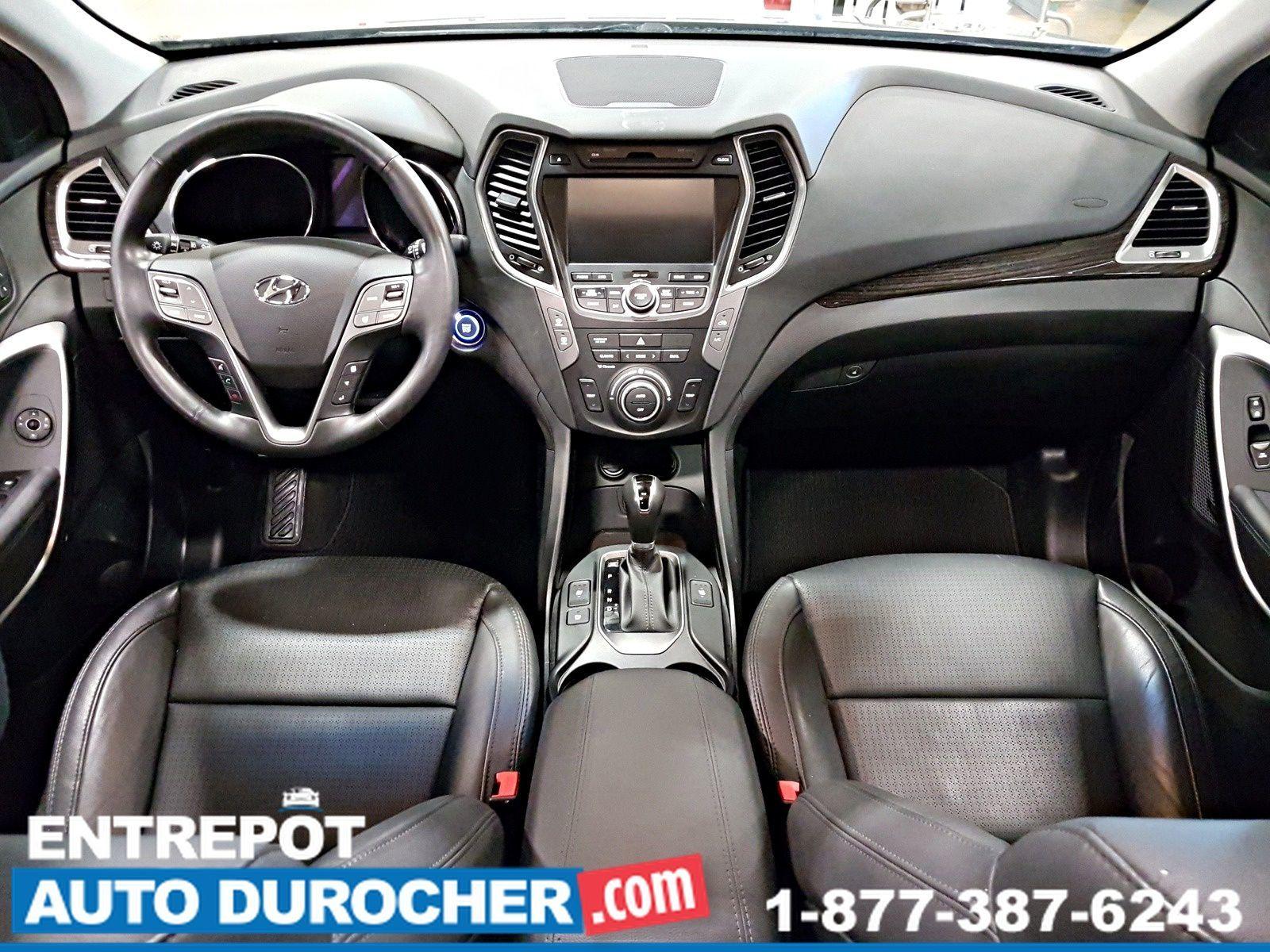2016  Hyundai Santa Fe Sport Limited 4X4 Automatique, NAVIGATION - TOIT OUVRANT