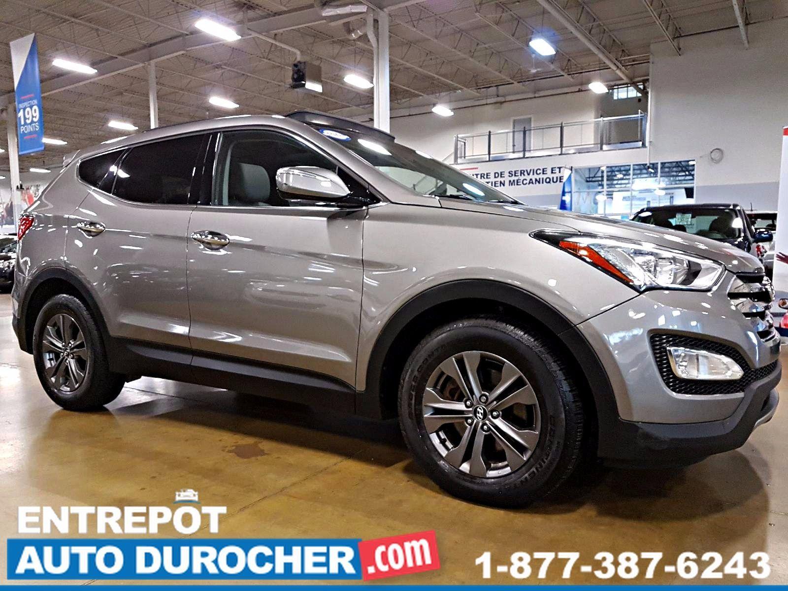2013 Hyundai Santa Fe LUXURY - AWD - AUTOMATIQUE - AIR CLIMATISÉ
