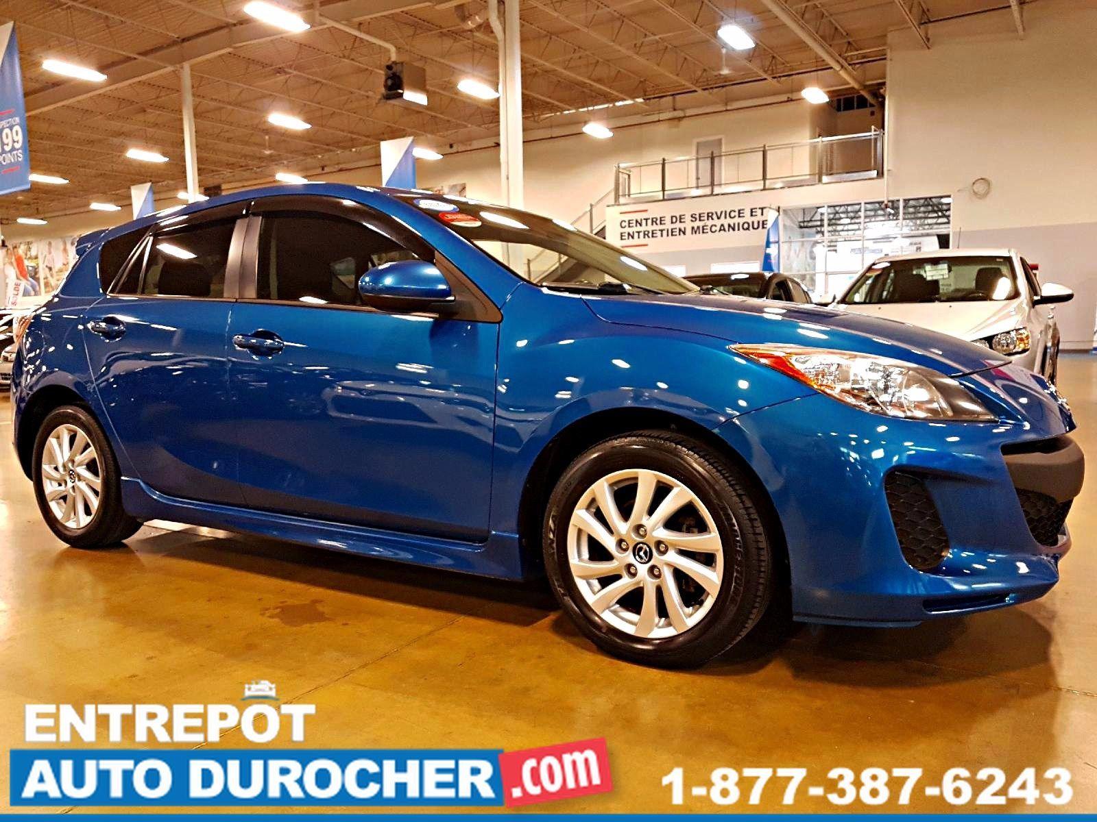 2013 Mazda Mazda3 GS-SKY - AUTOMATIQUE - AIR CLIMATISÉ