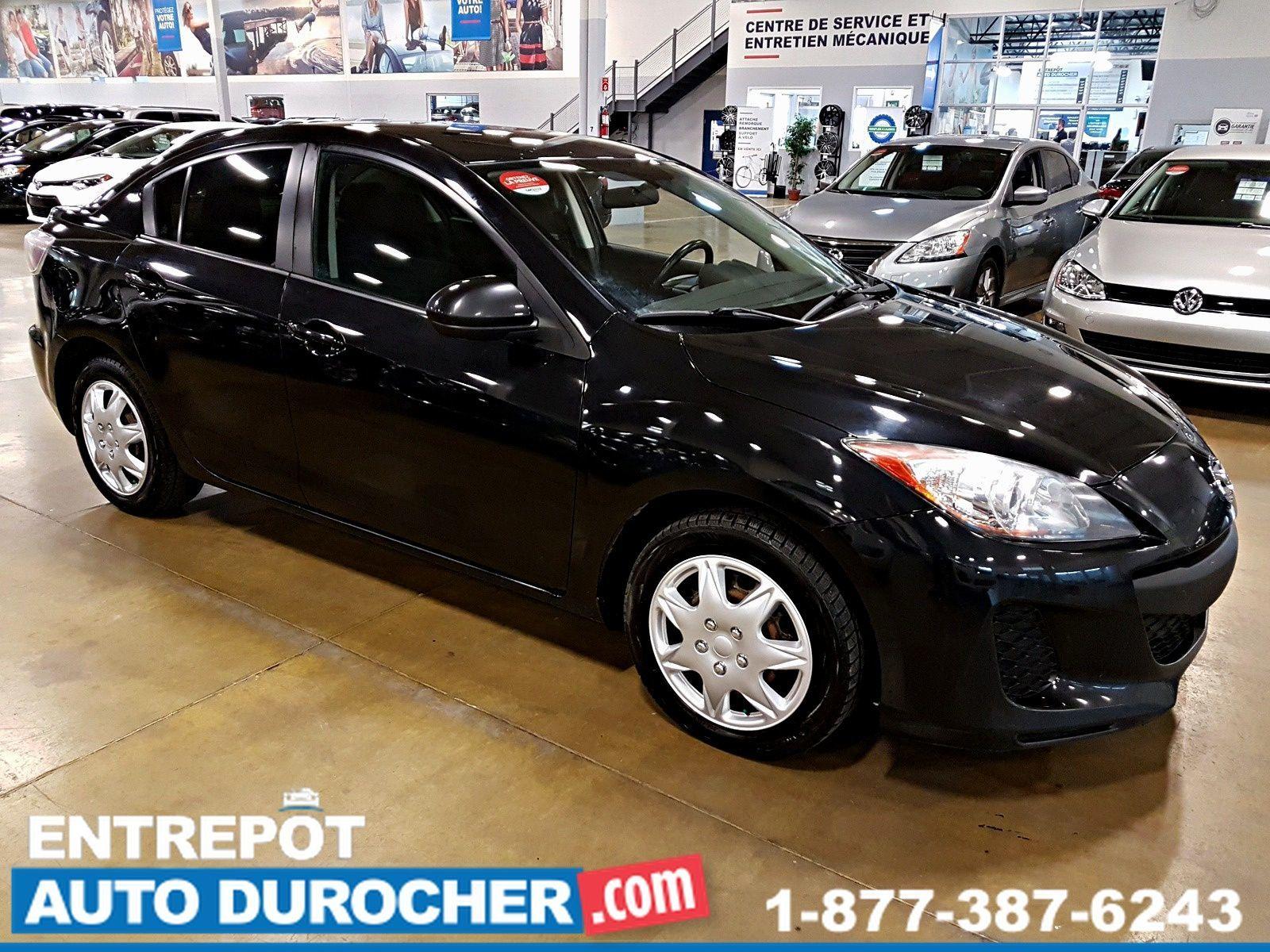 2013  Mazda Mazda3 GX - Groupe Électrique - Économique