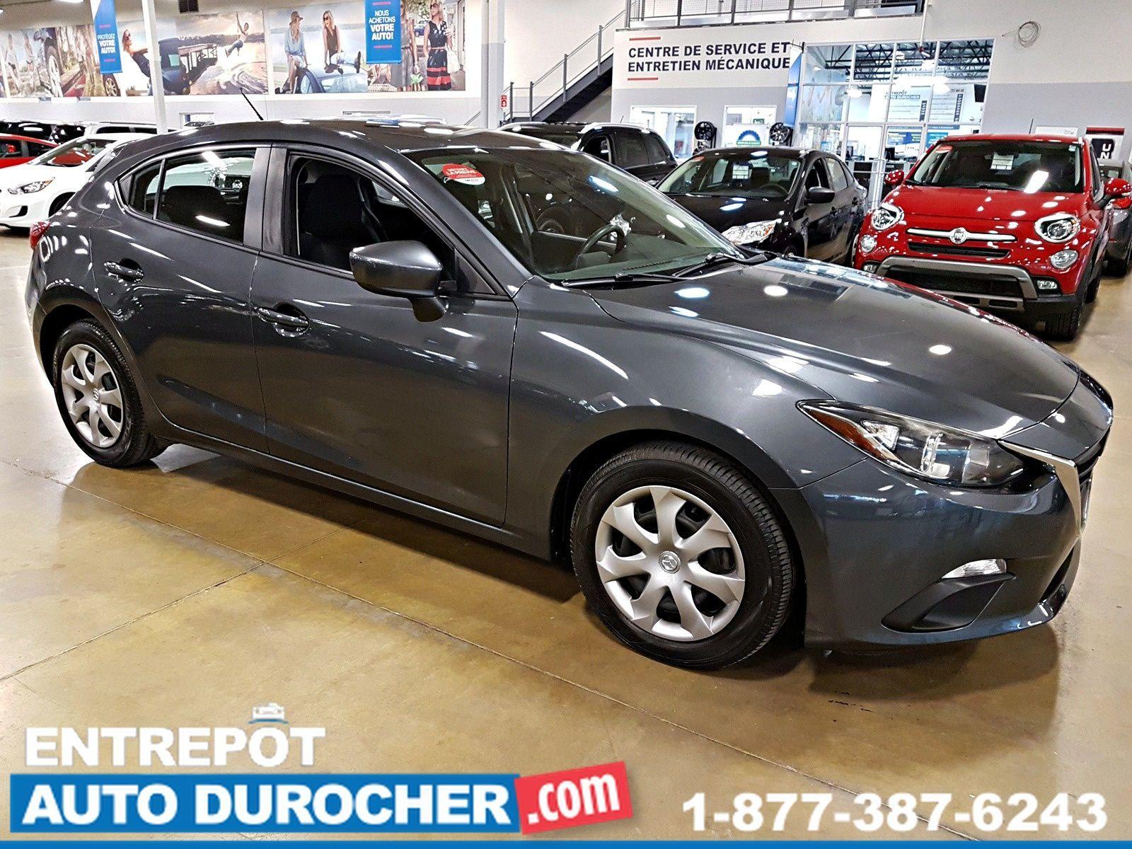 2014  Mazda Mazda3 GX SKY Automatique - AIR CLIMATISÉ - Bluetooth