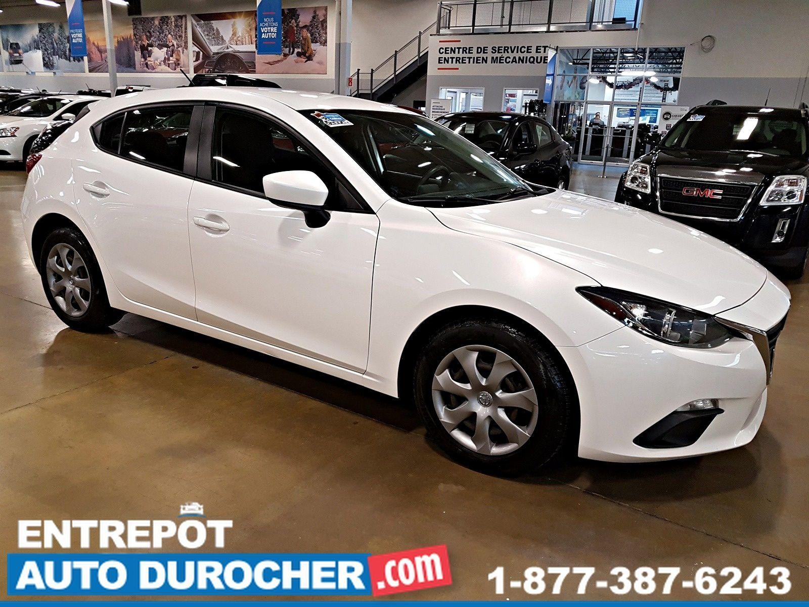 2014 Mazda Mazda3 GX - AIR CLIMATISÉ - Groupe Électrique