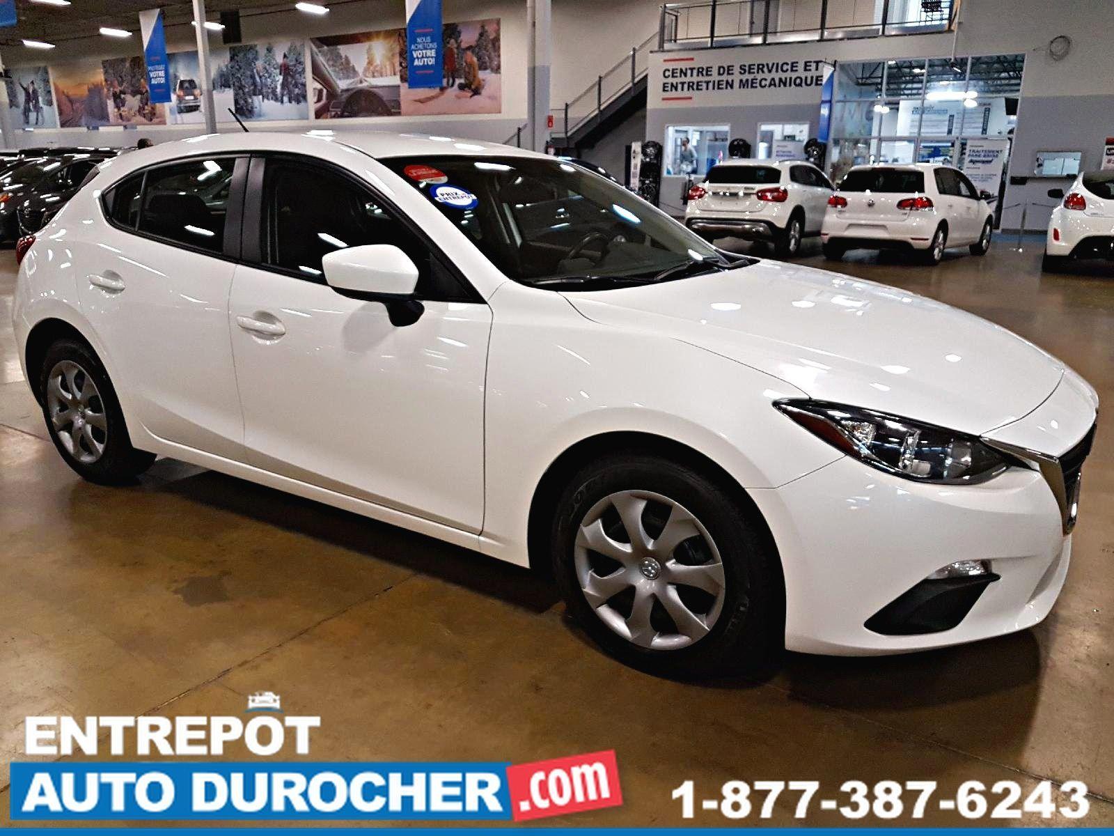 2015 Mazda Mazda3 GX - GROUPE ÉLECTRIQUE