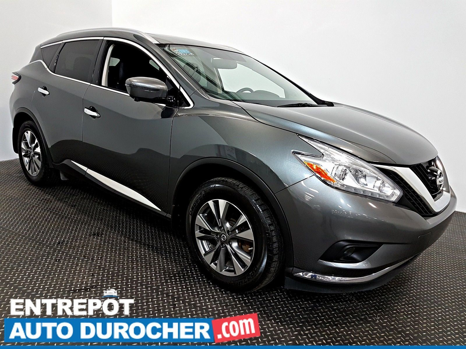 2016 Nissan Murano SL AWD NAVIGATION TOIT OUVRANT - A/C - Cuir