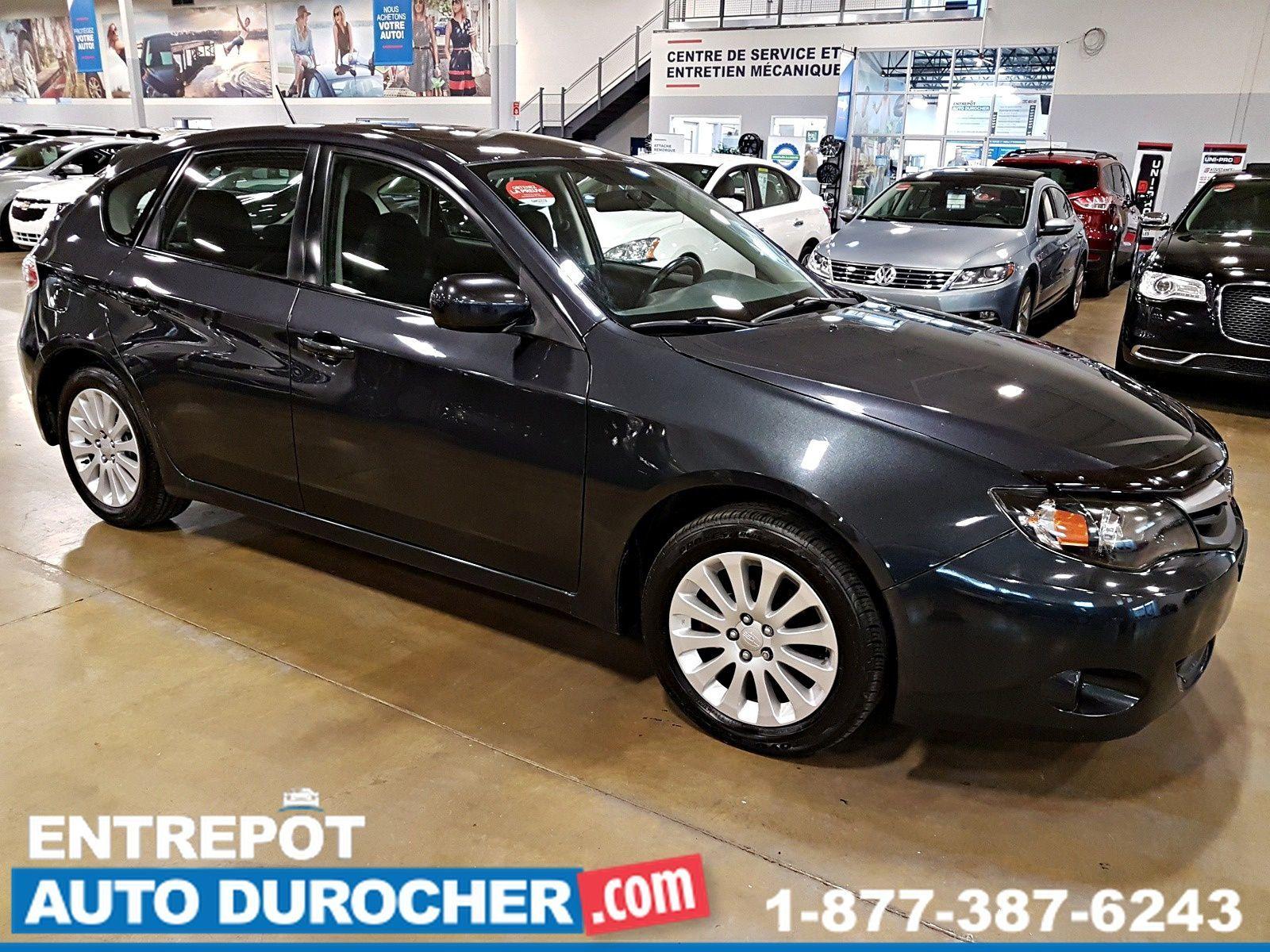 2011  Subaru Impreza 2.5i Sport AWD Automatique A/C - Groupe Électrique