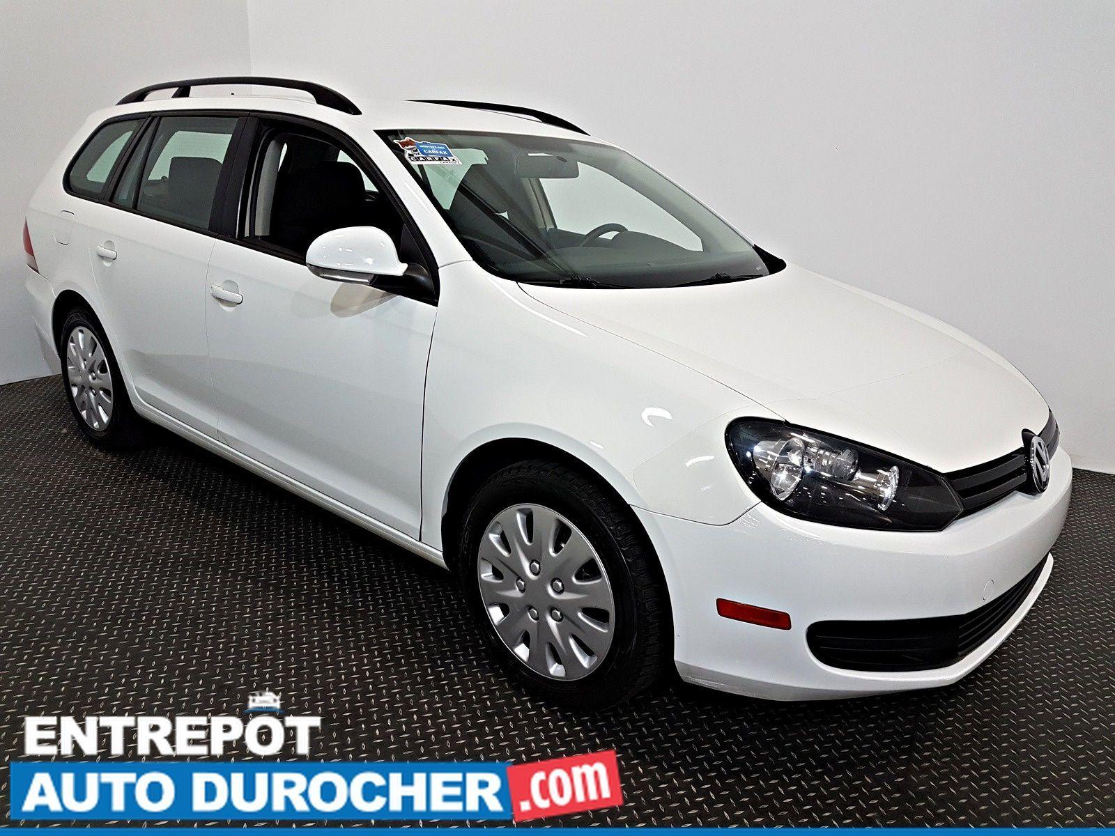 2014 Volkswagen Golf wagon Trendline AIR CLIMATISÉ - Groupe Électrique - Sièges Chauffants