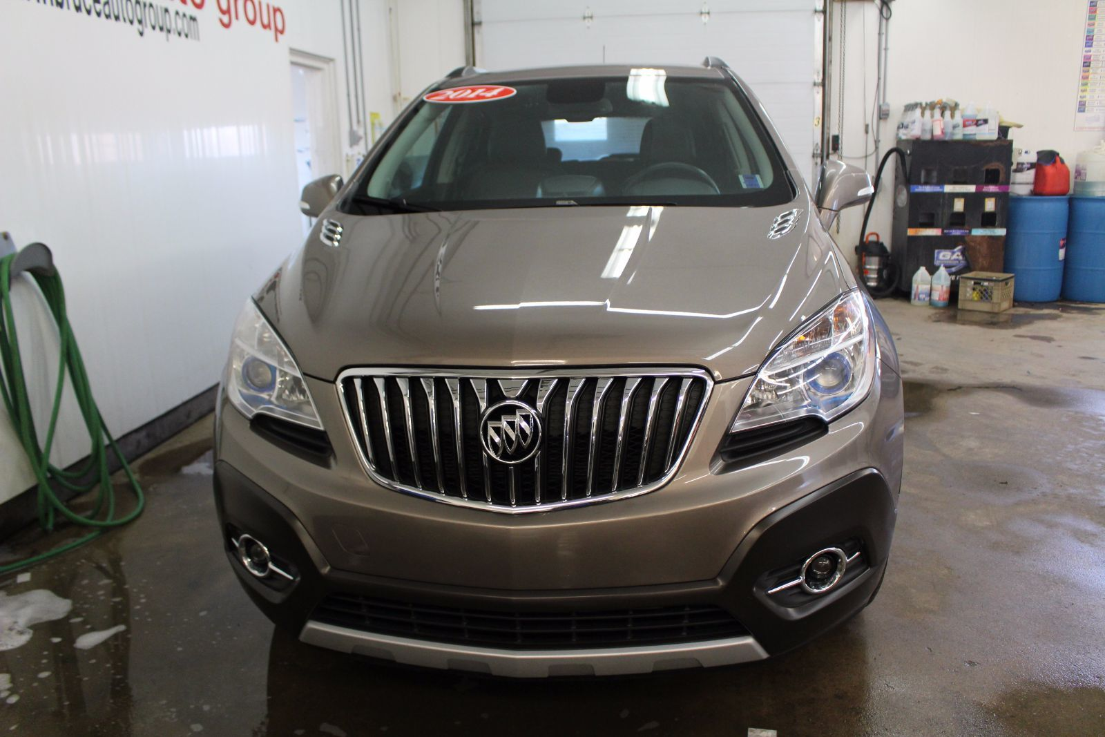 used 2014 buick encore cxl 1 4l 4 cyl turbocharged automatic awd in middleton gd17213a. Black Bedroom Furniture Sets. Home Design Ideas