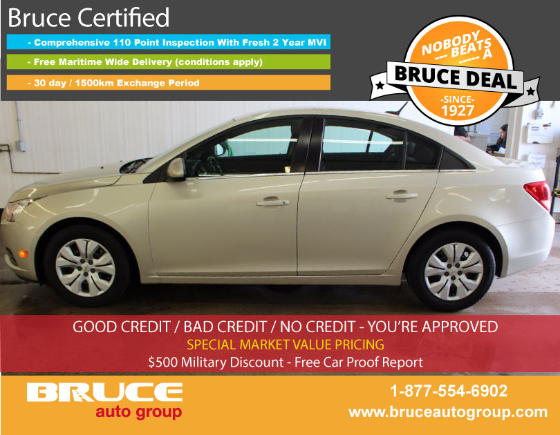 used 2014 chevrolet cruze lt 1 4l 4 cyl turbocharged automatic fwd 4d sedan in middleton 0. Black Bedroom Furniture Sets. Home Design Ideas