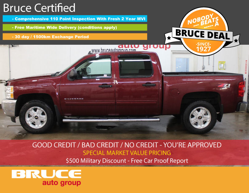 used 2013 chevrolet silverado 1500 z71 lt 5 3l 8 cyl automatic 4x4 crew cab in middleton 0. Black Bedroom Furniture Sets. Home Design Ideas