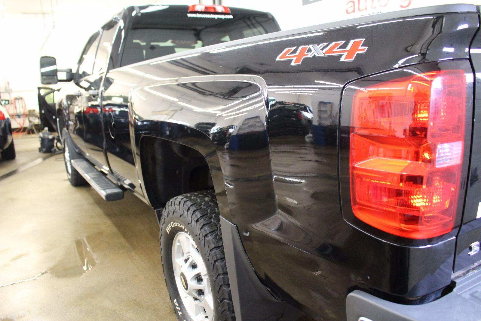 used 2015 chevrolet silverado 2500 hd lt 6 6l 8 cyl duramax diesel 4x4 extended cab in new minas. Black Bedroom Furniture Sets. Home Design Ideas