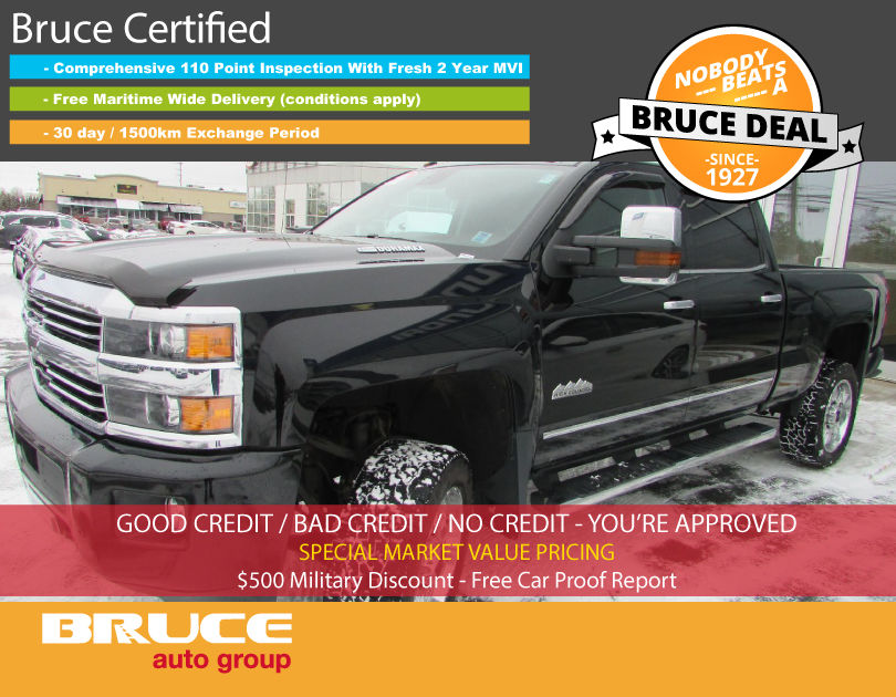 used 2016 chevrolet silverado 2500 hd high country 6 6l duarmax diesel 4x4 crew cab in middleton. Black Bedroom Furniture Sets. Home Design Ideas