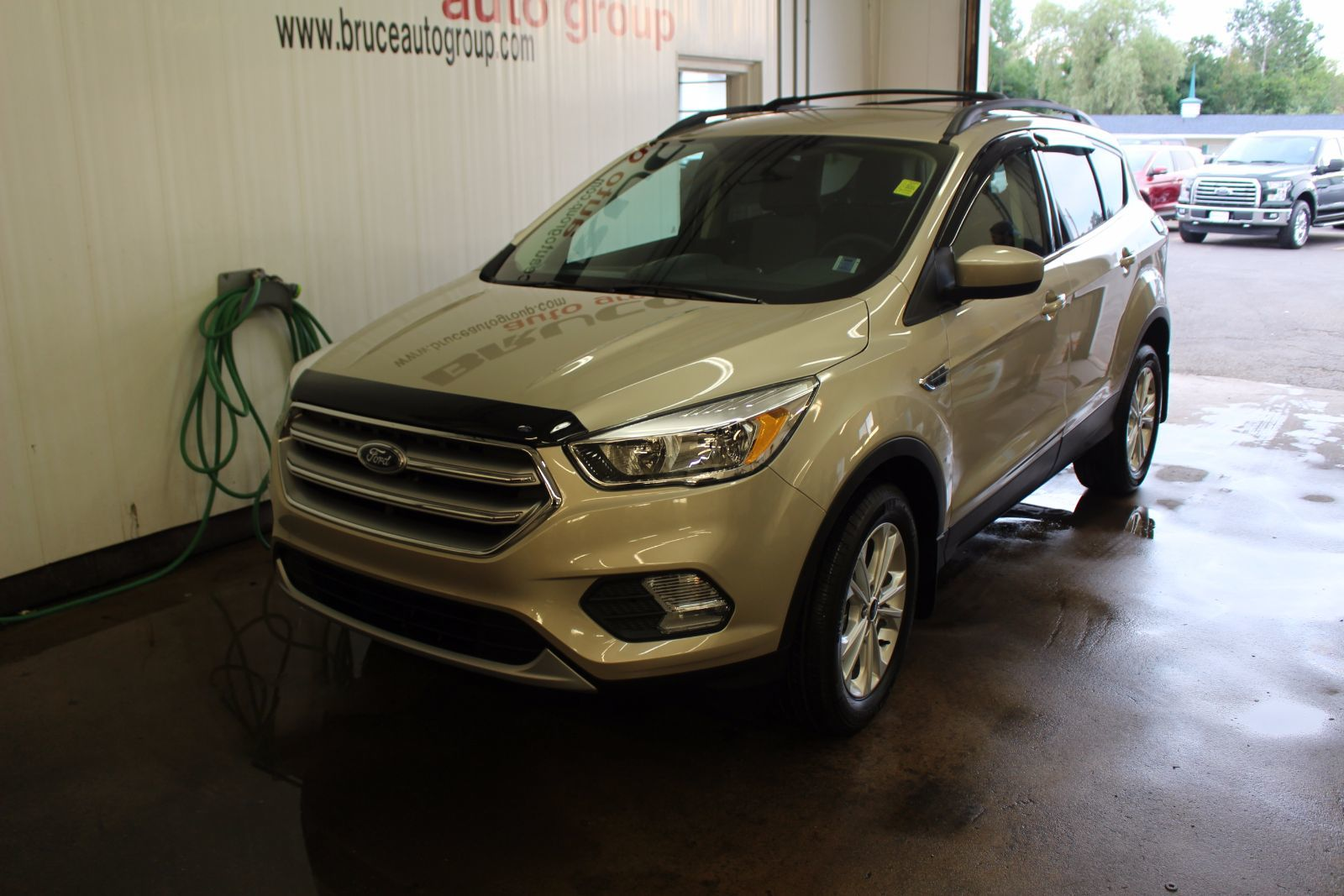new 2017 ford escape se 1 5l 4 cyl automatic 4wd in middleton f17053. Black Bedroom Furniture Sets. Home Design Ideas