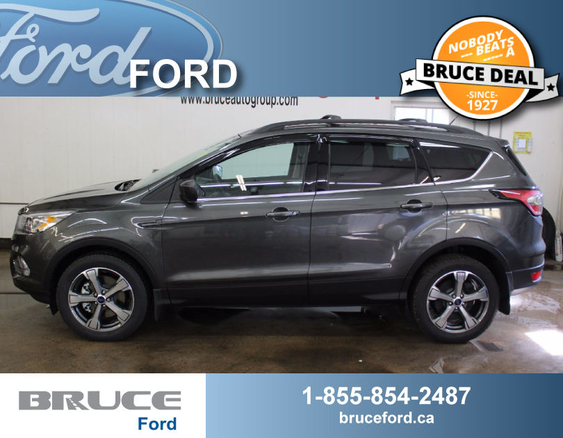 new 2017 ford escape se 2 0l 4 cyl ecoboost automatic 4wd in middleton 0. Black Bedroom Furniture Sets. Home Design Ideas