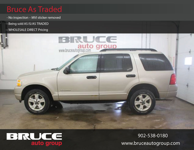 Used 2005 Ford Explorer Xlt 4 0l 6 Cyl Automatic 4wd In