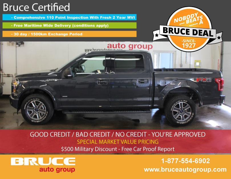 used 2017 ford f 150 fx4 3 5l 6 cyl ecoboost automatic 4x4 supercrew in middleton 0. Black Bedroom Furniture Sets. Home Design Ideas
