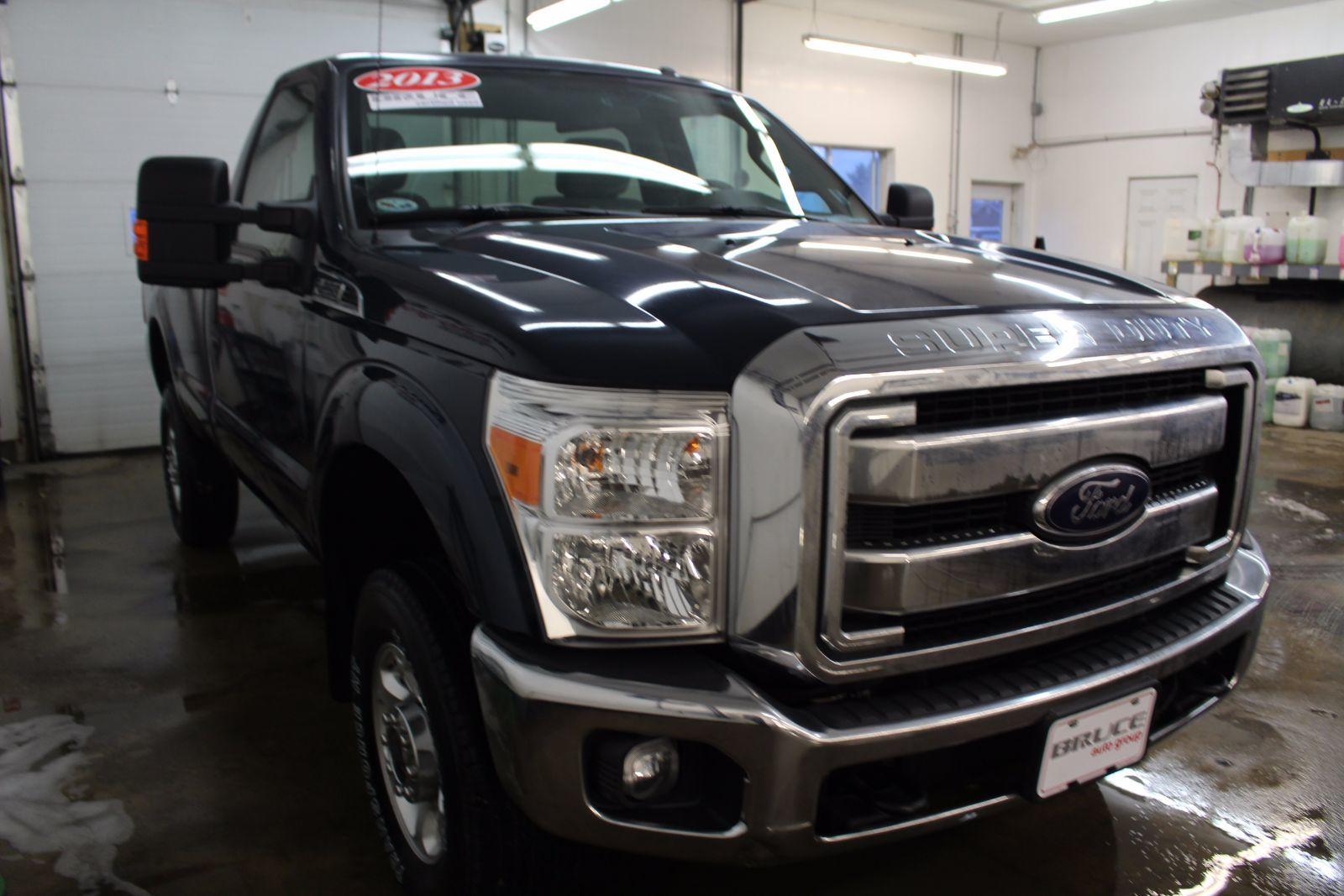 used 2015 ford f 250 superduty srw 6 2l 8 cyl automatic 4x4 regular cab in middleton f16549a. Black Bedroom Furniture Sets. Home Design Ideas