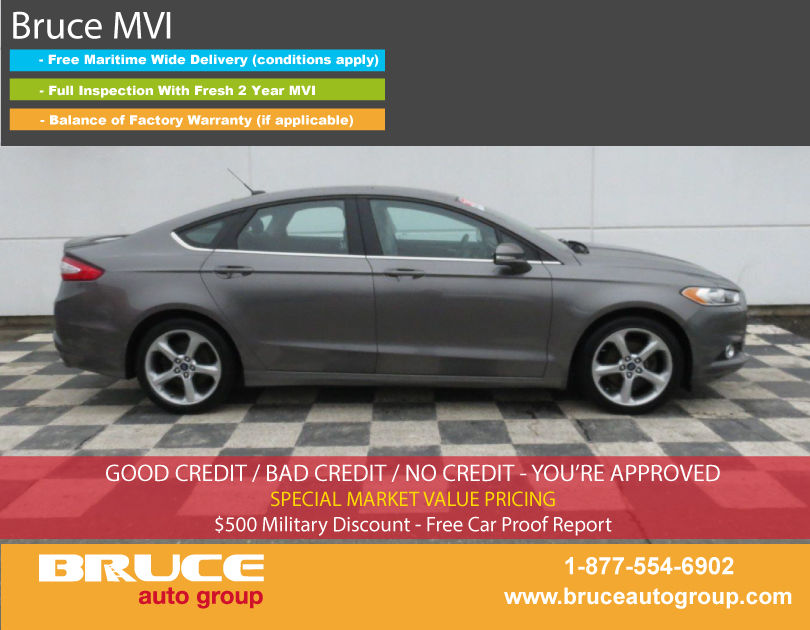 used 2013 ford fusion se 1 6l 4 cyl automatic fwd 4d sedan in middleton 0. Black Bedroom Furniture Sets. Home Design Ideas
