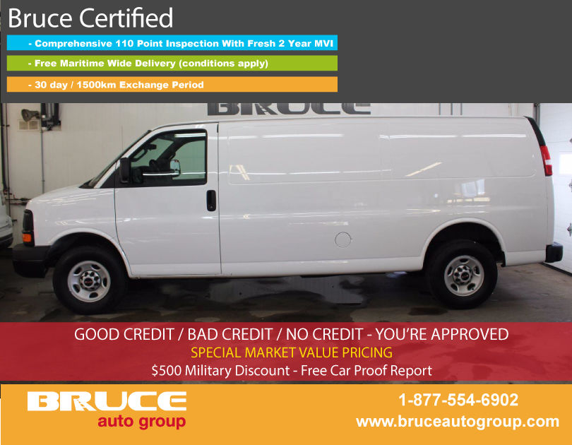 used 2016 gmc savana 2500 4 8l 8 cyl automatic rwd cargo van in middleton 0. Black Bedroom Furniture Sets. Home Design Ideas