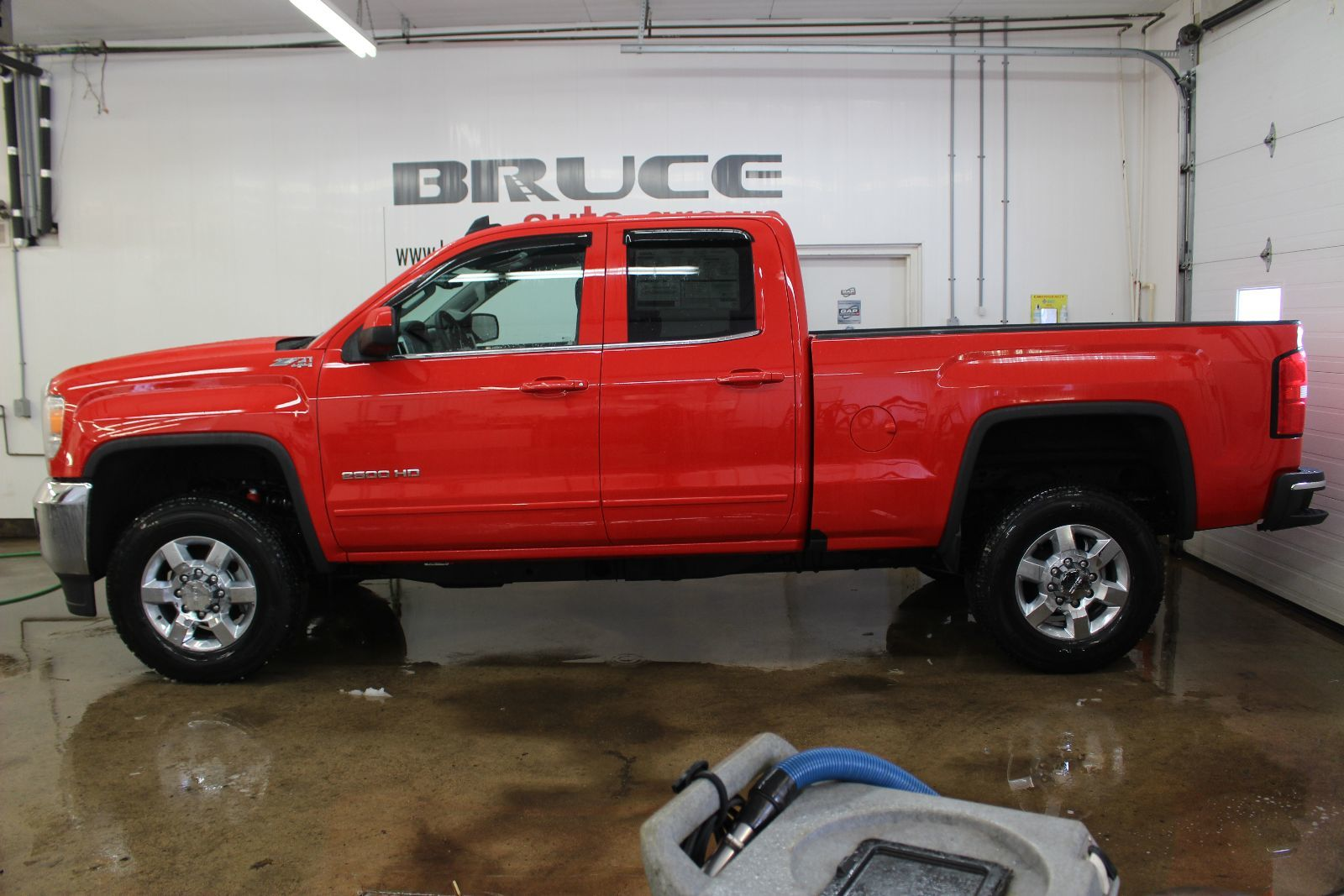 new 2016 gmc sierra 2500 hd sle 6 0l 8 cyl vortec automatic 4x4 ext cab for sale in middleton. Black Bedroom Furniture Sets. Home Design Ideas
