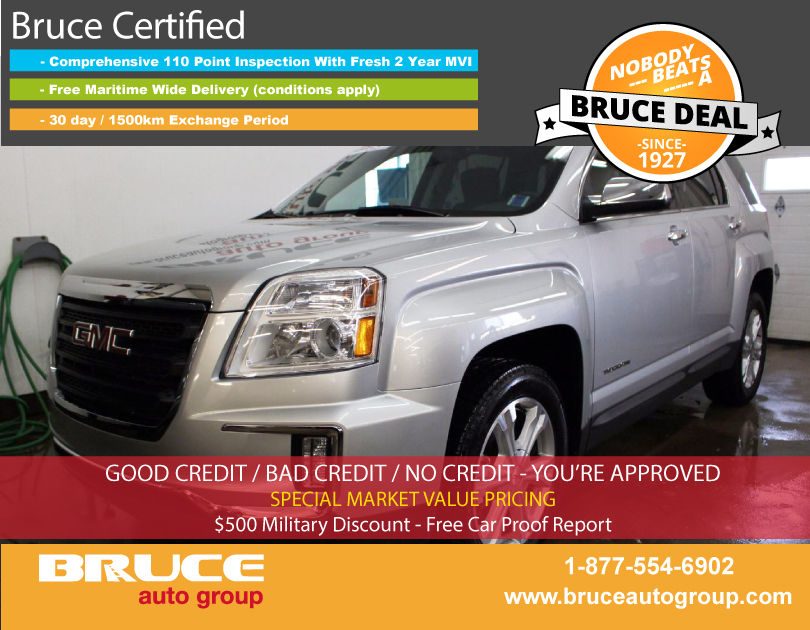used 2016 gmc terrain sle 2 4l 4 cyl automatic fwd in middleton 0. Black Bedroom Furniture Sets. Home Design Ideas
