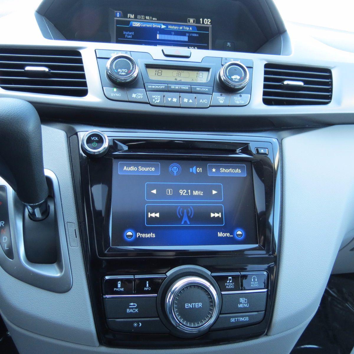 Honda Mini Vans: New 2017 Honda Odyssey EX-L 3.5L 6 CYL AUTOMATIC FWD