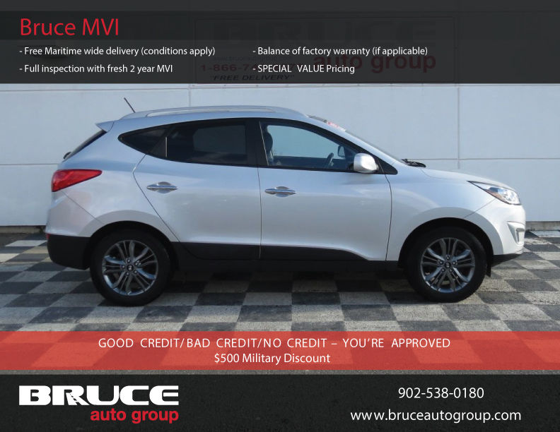 used 2015 hyundai tucson gls 2 4l 4 cyl automatic awd in middleton 0. Black Bedroom Furniture Sets. Home Design Ideas