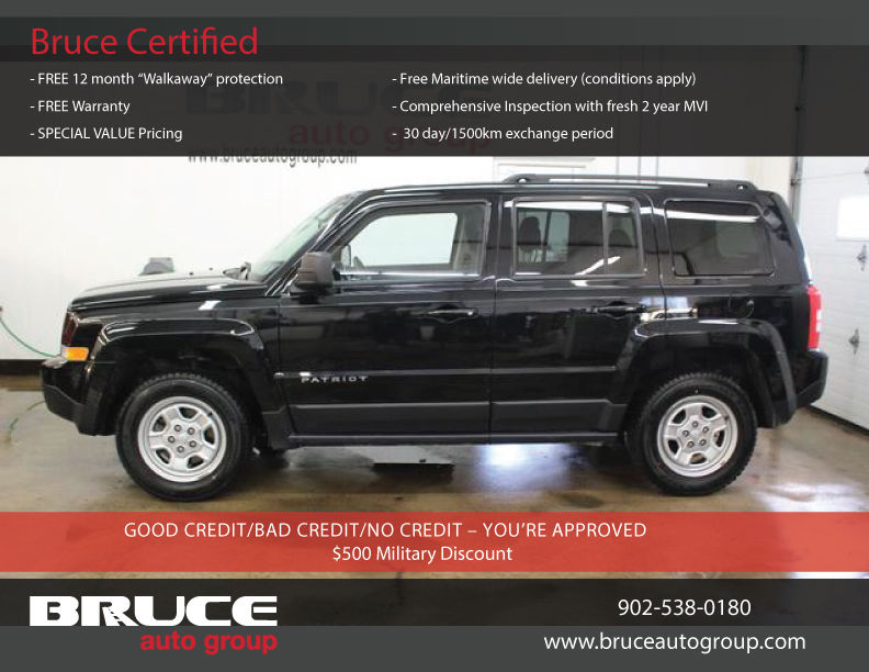 used 2015 jeep patriot north 2 4l 4 cyl cvt with off road crawl ratio 4x4 in middleton 0. Black Bedroom Furniture Sets. Home Design Ideas
