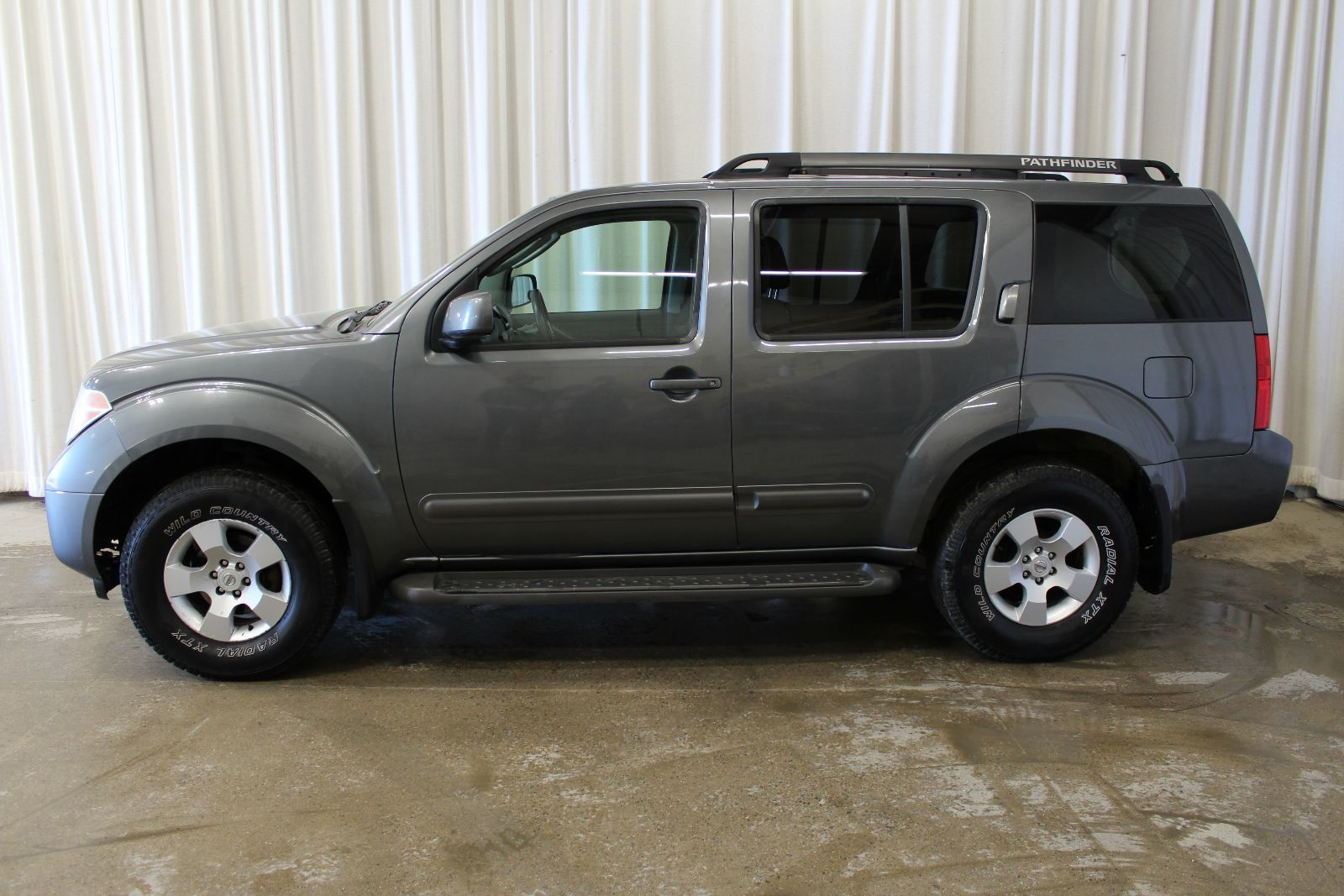 Used 2006 Nissan Pathfinder Se 4 0l 6 Cyl Automatic 4wd In
