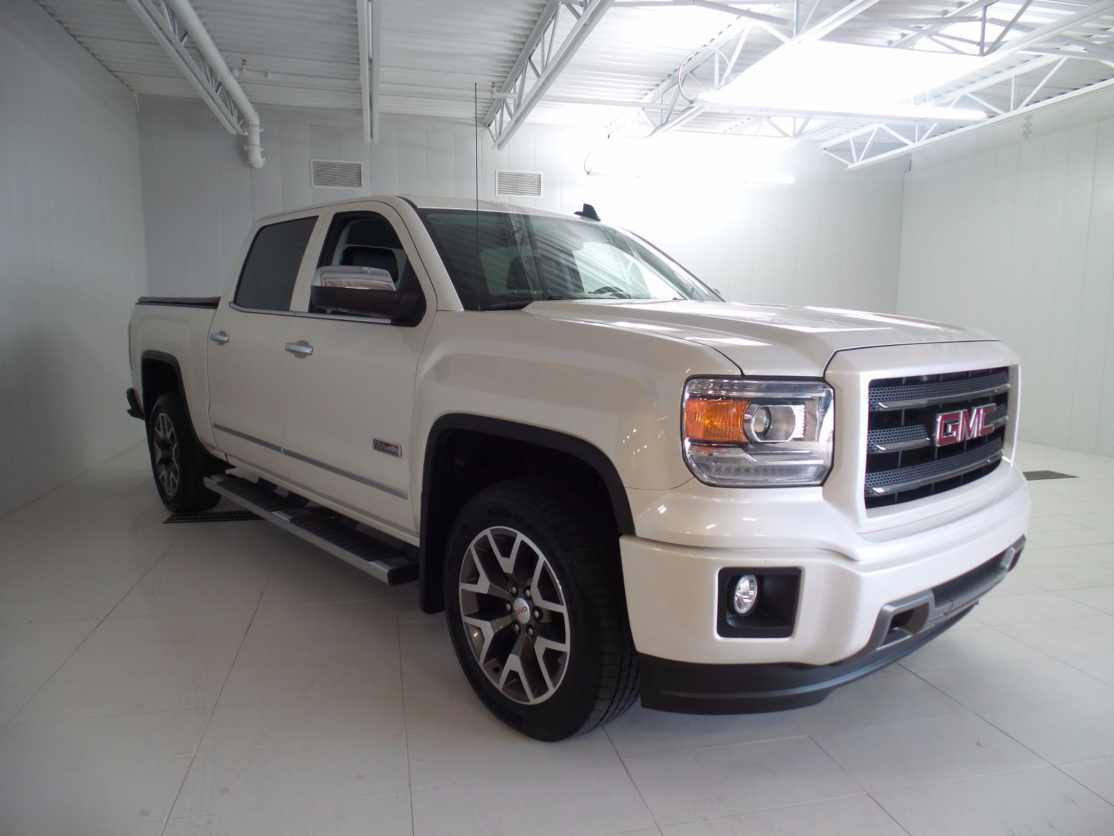 gmc front closer identical also almost aforementioned to view edition news truck exclusively it for carbon cab the clip sierra s double offers trucks sle trim adds package