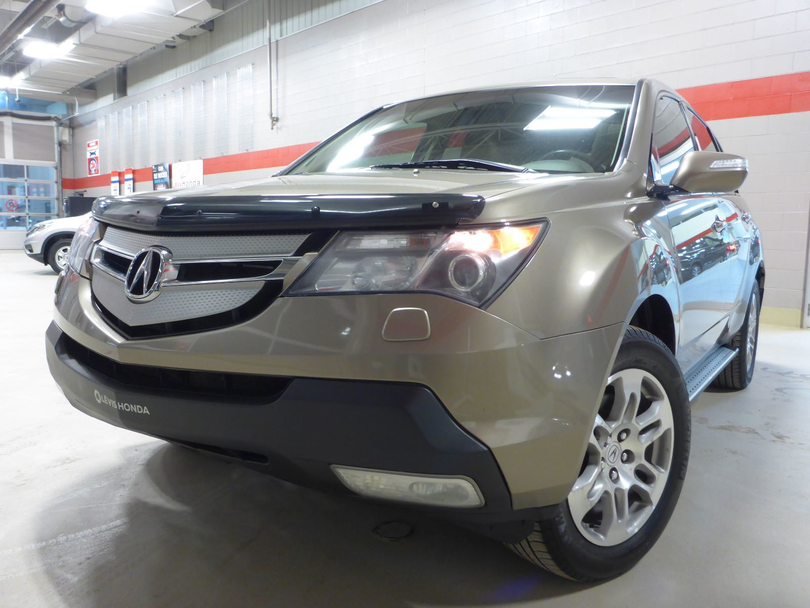 used 2009 acura mdx technology pakage 7 passagers in lévis used