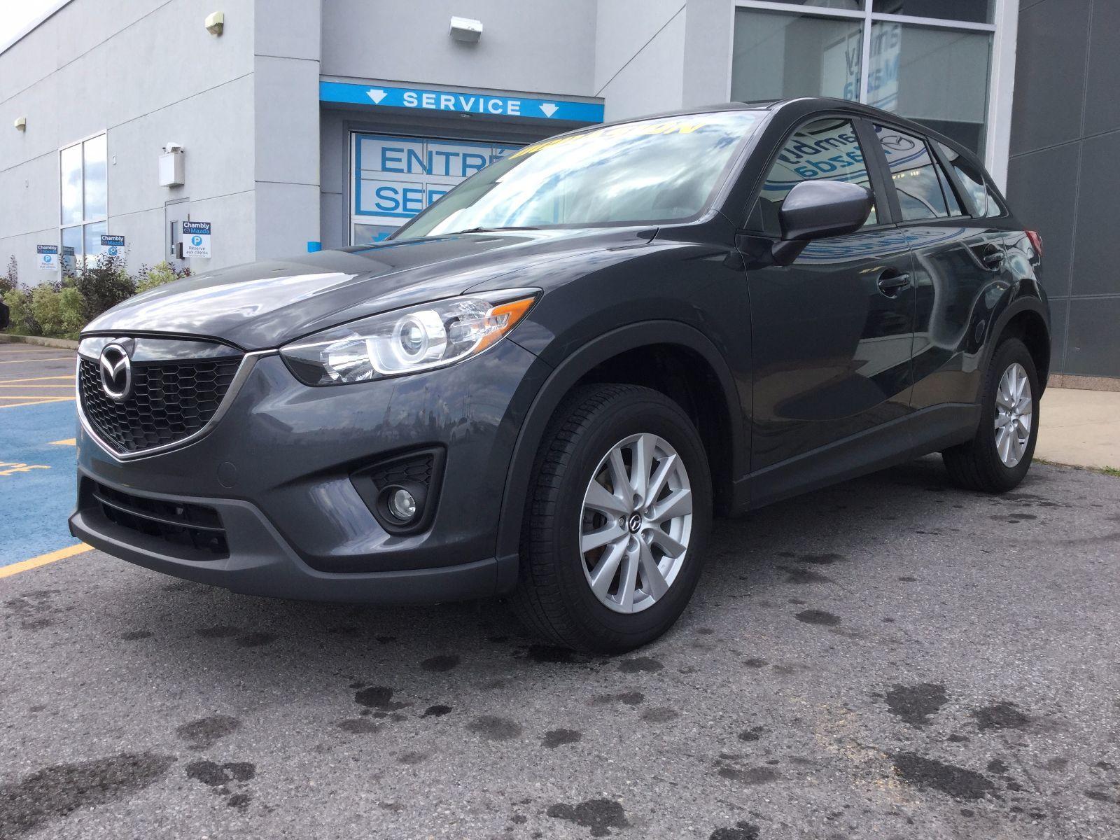 Mazda CX-5 **RÉSERVÉ**, GS, AWD, SIÈGES CHAUFFANTS, BLUETOOTH 2015 JAMAIS ACCIDENTÉ, UN SEUL PROPRIÉTAIRE