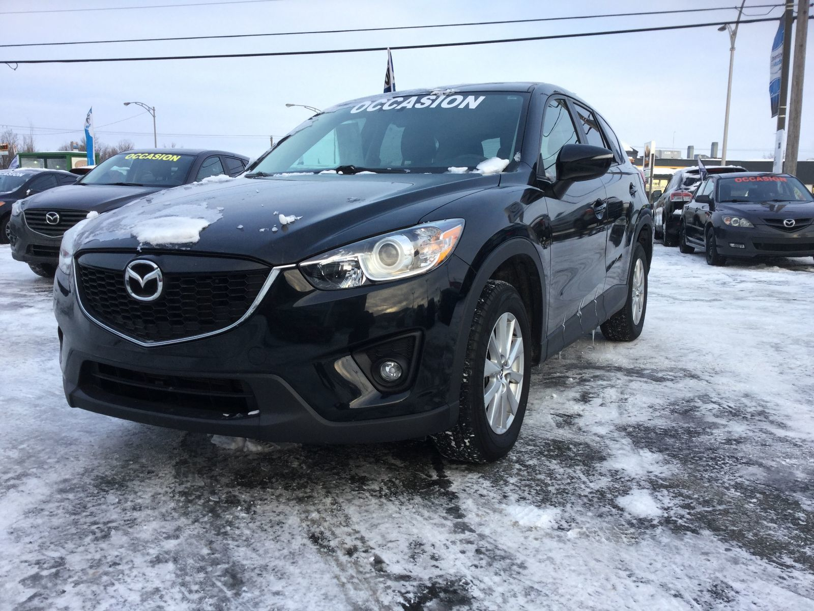 Mazda CX-5 **RÉSERVÉ*** GS AWD 2015 JAMAIS ACCIDENTÉ, UN SEUL PROPRIÉTAIRE