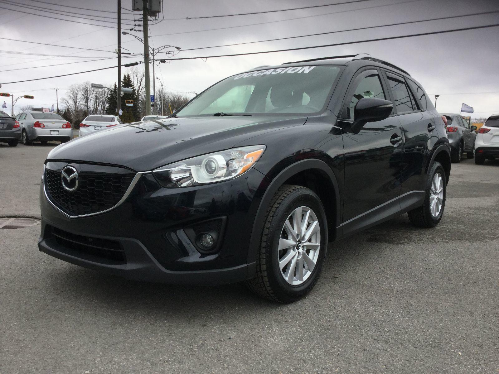 Mazda CX-5 GS, AWD, TOIT, SIÈGES CHAUFFANTS, BLUETOOTH, MAGS 2015 JAMAIS ACCIDENTÉ, UN SEUL PROPRIÉTAIRE
