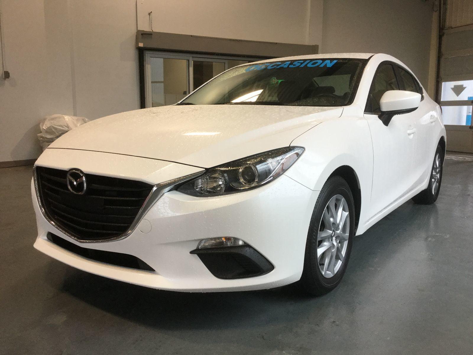 Mazda Mazda3 GS,SIÈGES CHAUFFANTS, BLUETOOTH, MAGS, CAMERA, A/C 2015 UN SEUL PROPRIÉTAIRE