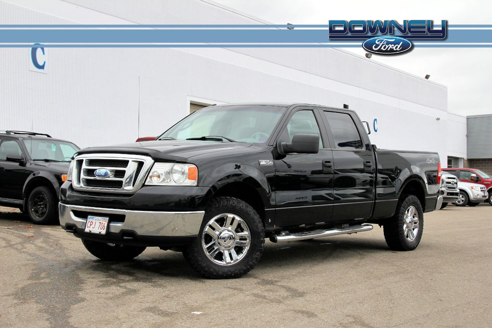 used 2008 ford f 150 xlt in saint john used inventory. Black Bedroom Furniture Sets. Home Design Ideas