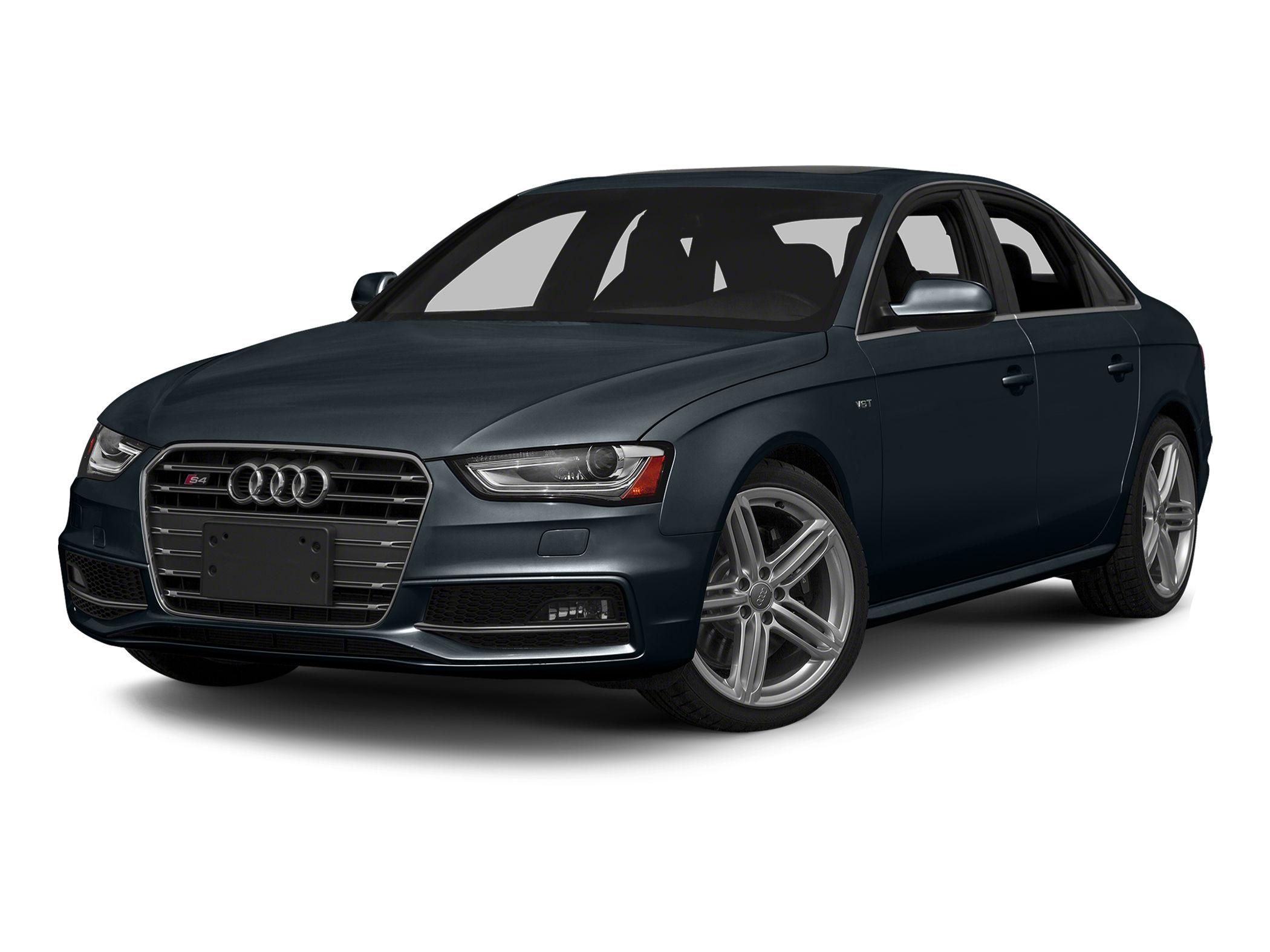 Pre Owned 2015 Audi S4 3 0t Technik Plus Quattro 7sp S