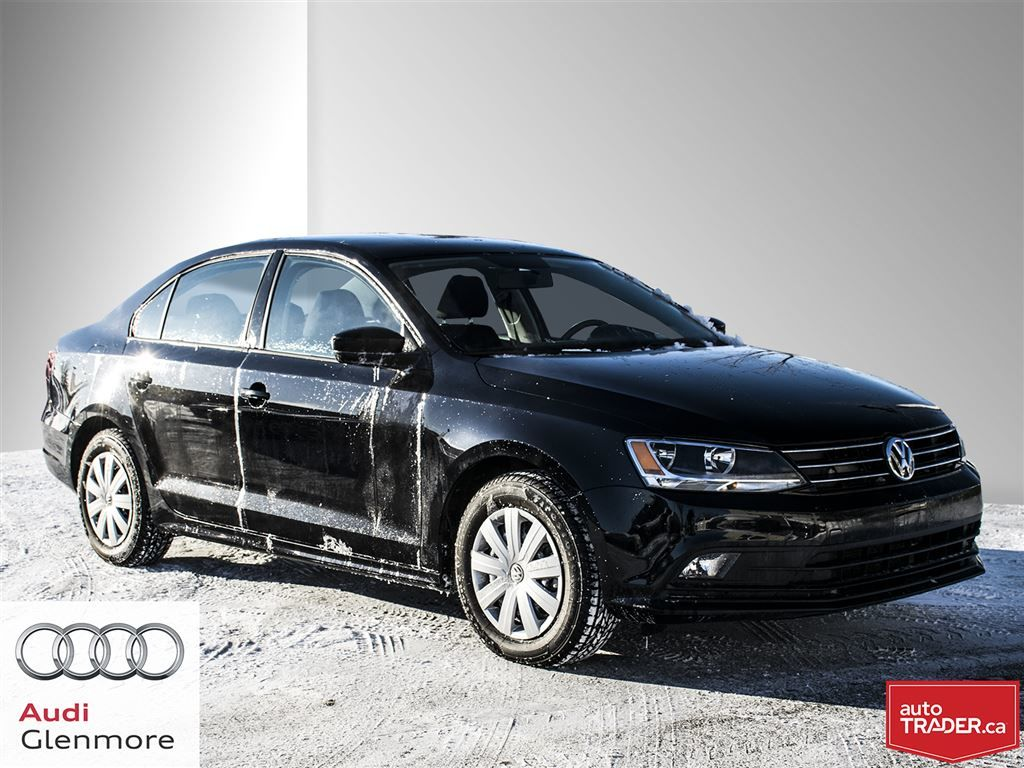 Pre Owned 2017 Volkswagen Jetta Trendline Plus 1 4t 6sp At