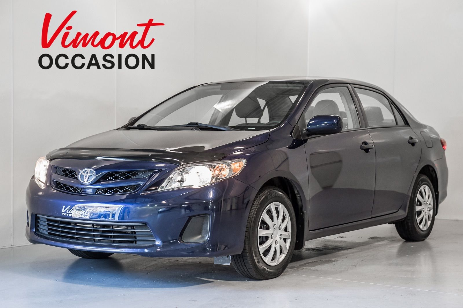 pre owned 2012 toyota corolla a c automatique in laval. Black Bedroom Furniture Sets. Home Design Ideas