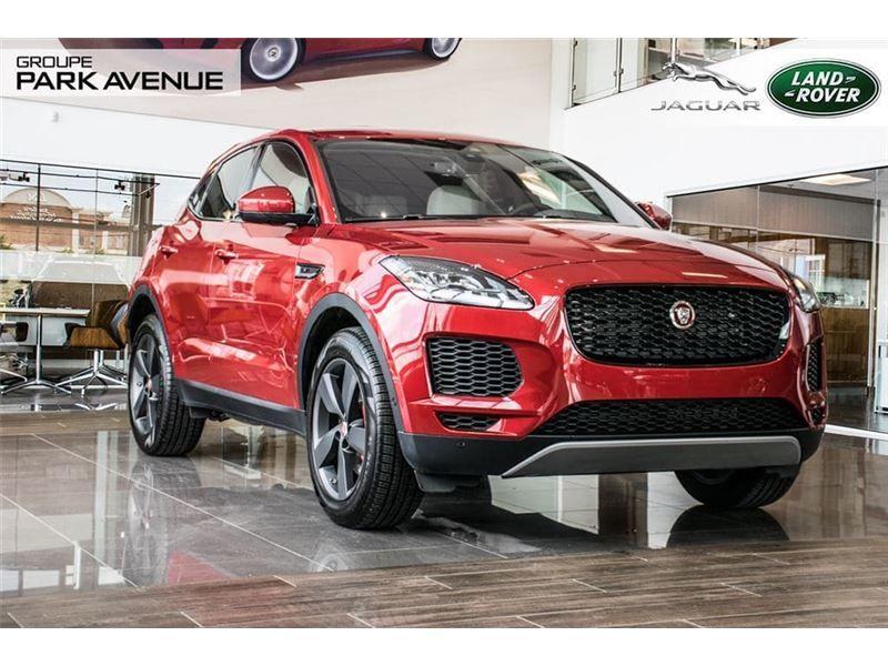 jaguar e pace s 19 pouces 2018 usag vendre 50900 0 land rover brossard. Black Bedroom Furniture Sets. Home Design Ideas