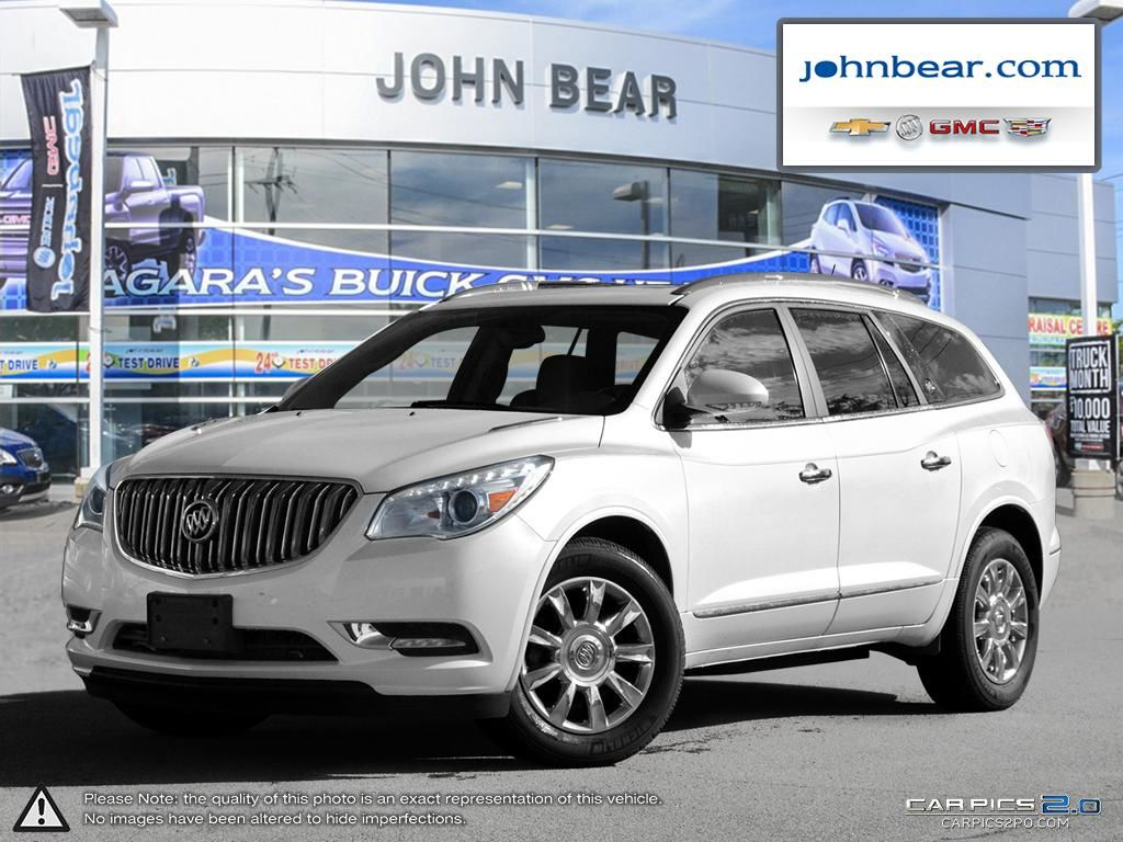 expert test our drive buick enclave auto
